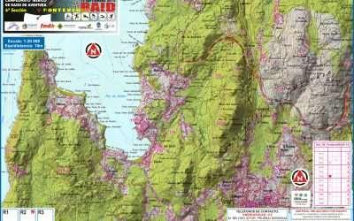 Mapas PontevedRAID 2014