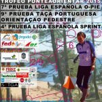 Cartel Campeonato Iberico Orientacion 2015