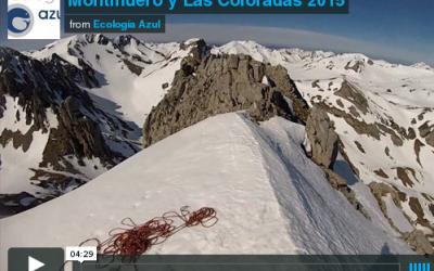 Video Montihuero y las Coloradas