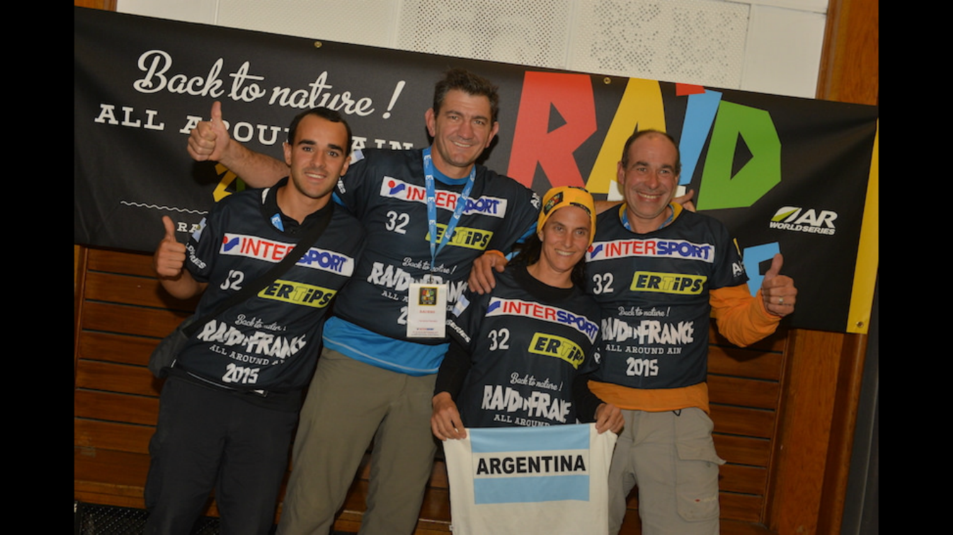 RAID IN FRANCE – Adventure Race World Series