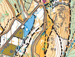 Mapas de entrenamiento PonteOriBike