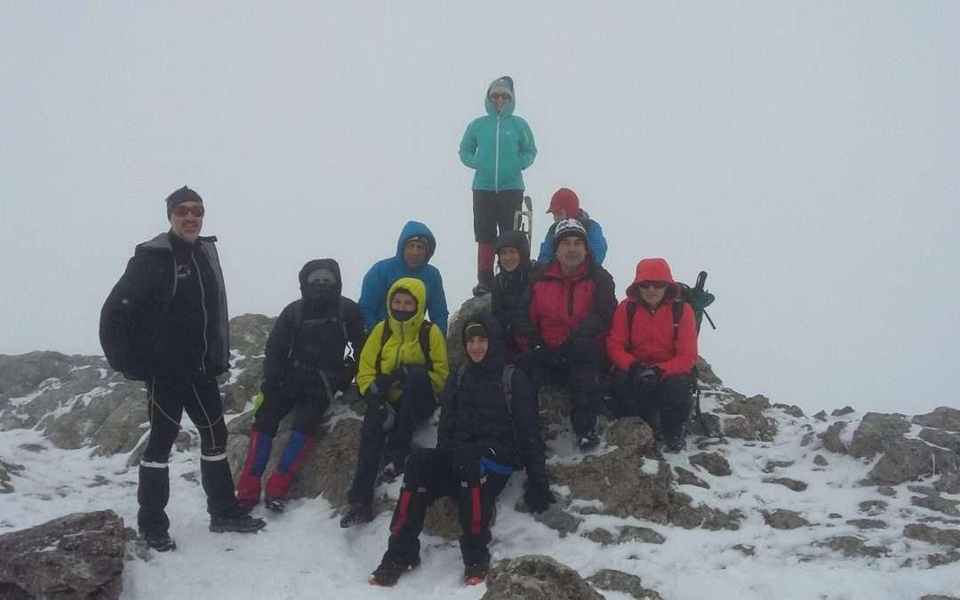 Montes de Euskadi: Aratz por Araia