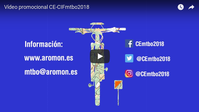 Vídeo CEmtbo 2018