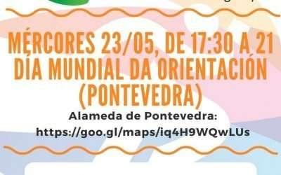 World Orienteering Day en Pontevedra