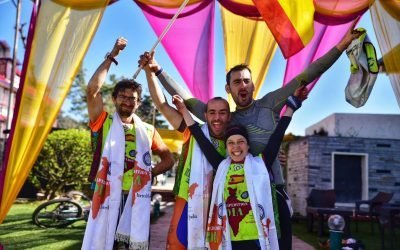 Endurance Aromon tercer puesto en Expedition India