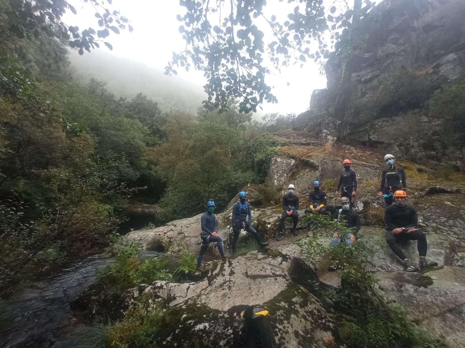 Descenso río Cerves