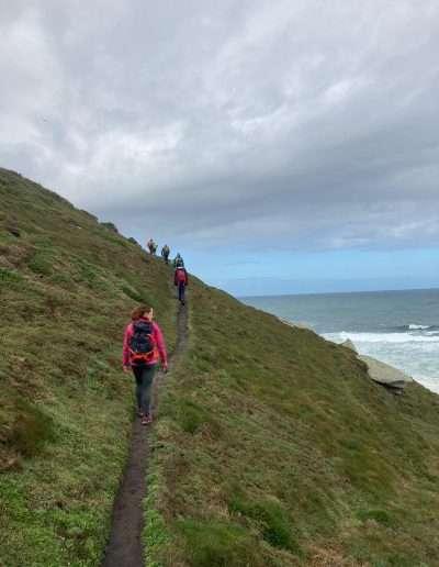Ruta dos Faros: de Malpica á praia de Niñóns
