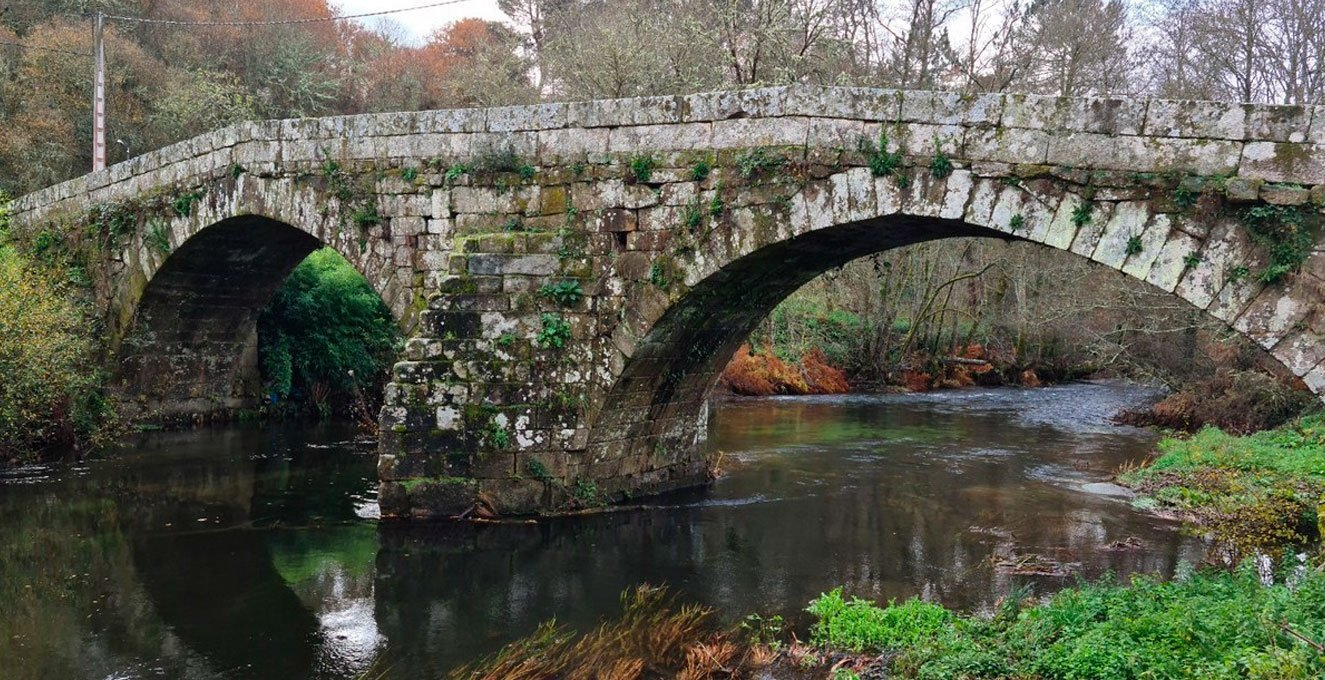 A ponte medieval