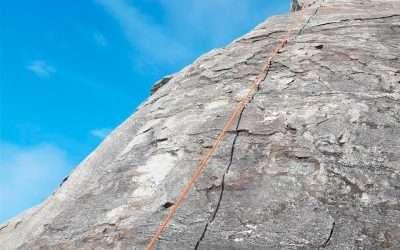 I Xornada de promoción da escalada en idade escolar
