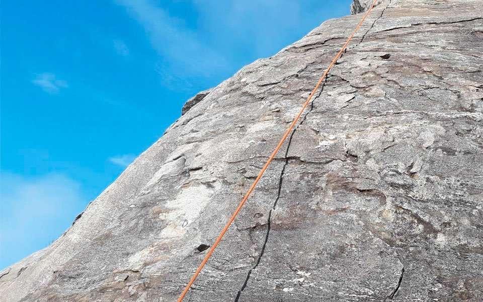 Escalada en rocha