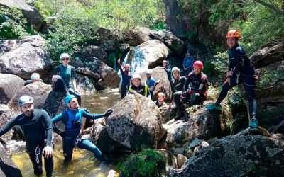 Descenso do río Cavadosa